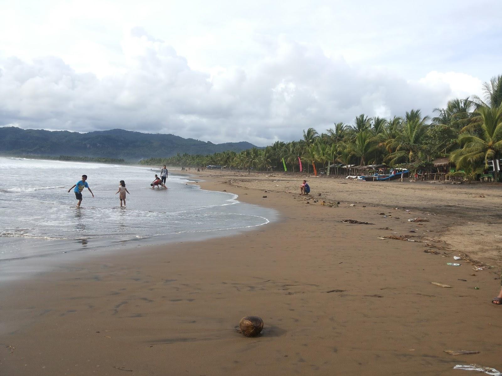 Reni Dwi Astuti Indahnya Sunset Pantai Konang Trenggalek Http Www