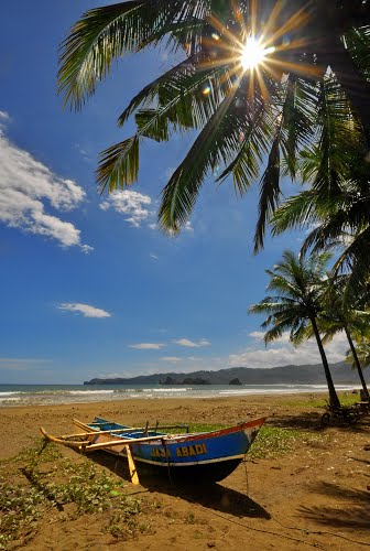 Wisata Pantai Konang Penuh Kearifan Trenggalek Jawa Timur Meskipun Terbilang