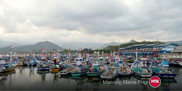 5 Tempat Mancing Pantai Prigi Patut Perhitungkan Pelabuhan Tangkap Ikan