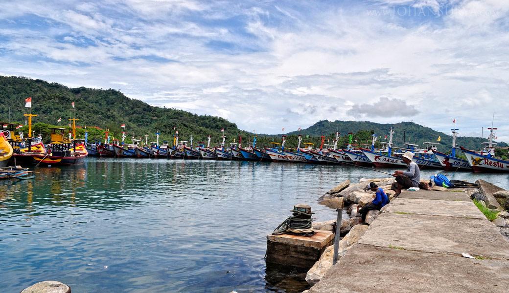Berkas Kapal Nelayan Pantai Prigi Jpg Wikipedia Bahasa Indonesia Kab