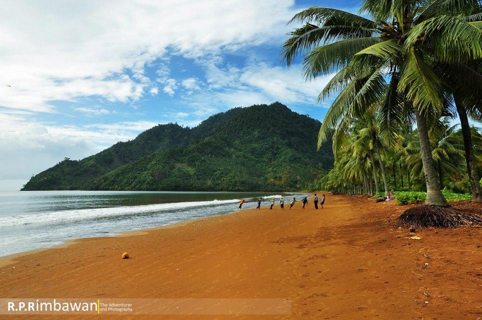 Eksotika Pariwisata Alam Kab Trenggalek Pantai Prigi
