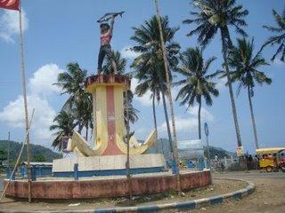 Kecamatan Panggul Daerah Asalku Tugu Kabupaten Trenggalek Pantai Prigi Kab