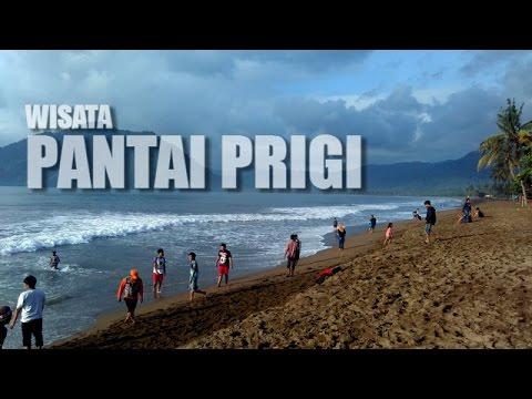 Keindahan Pantai Prigi Trenggalek Youtube Kab