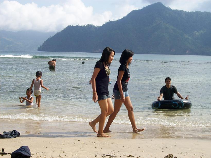 Manajemen Administrasi Perkantoran Pantai Prigi Kabupaten Trenggalek Jawa Timur Kab