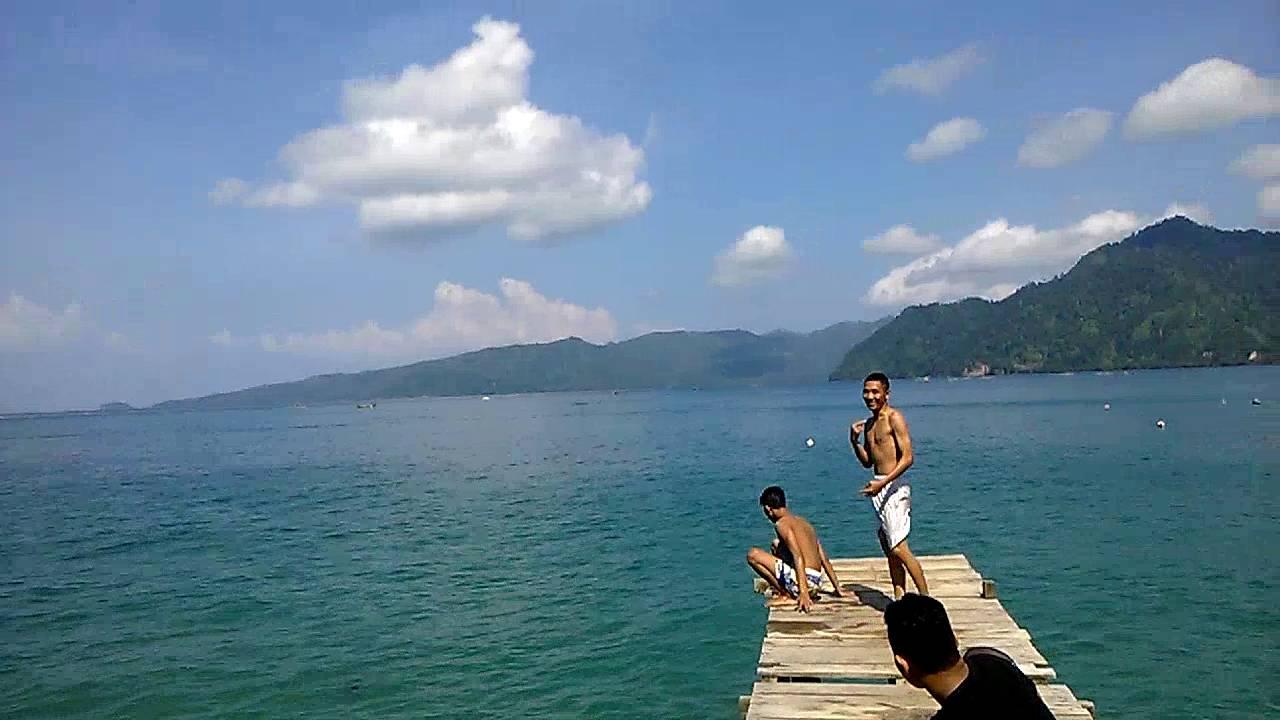 Pantai Pasir Putih Karanggongso Prigi Watulimo Trenggalek Youtube Kab