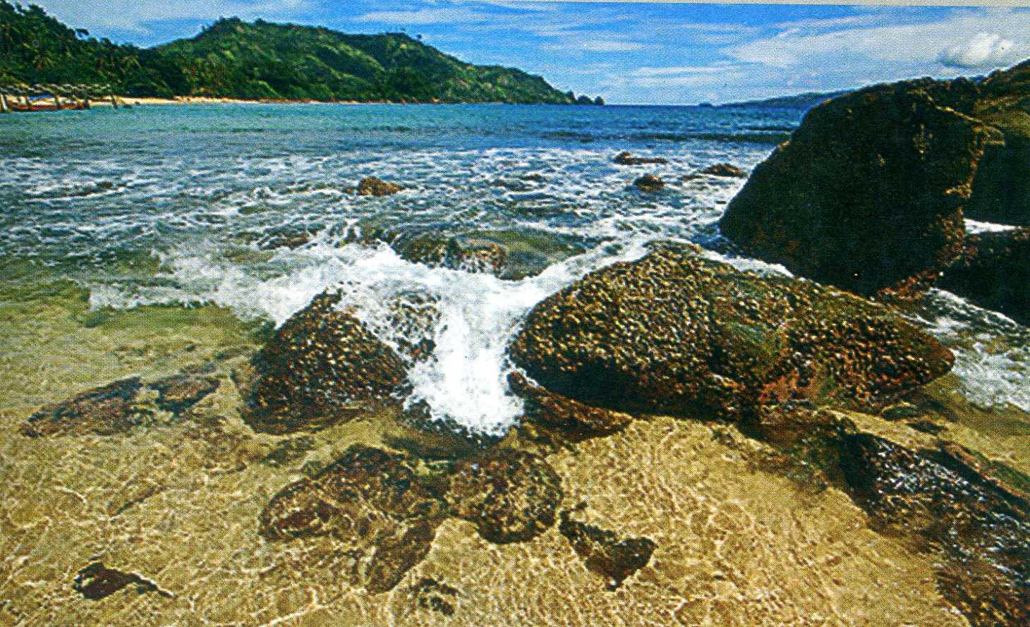 Pantai Prigi Kabupaten Trenggalek Wisata Jawatimuran Kab