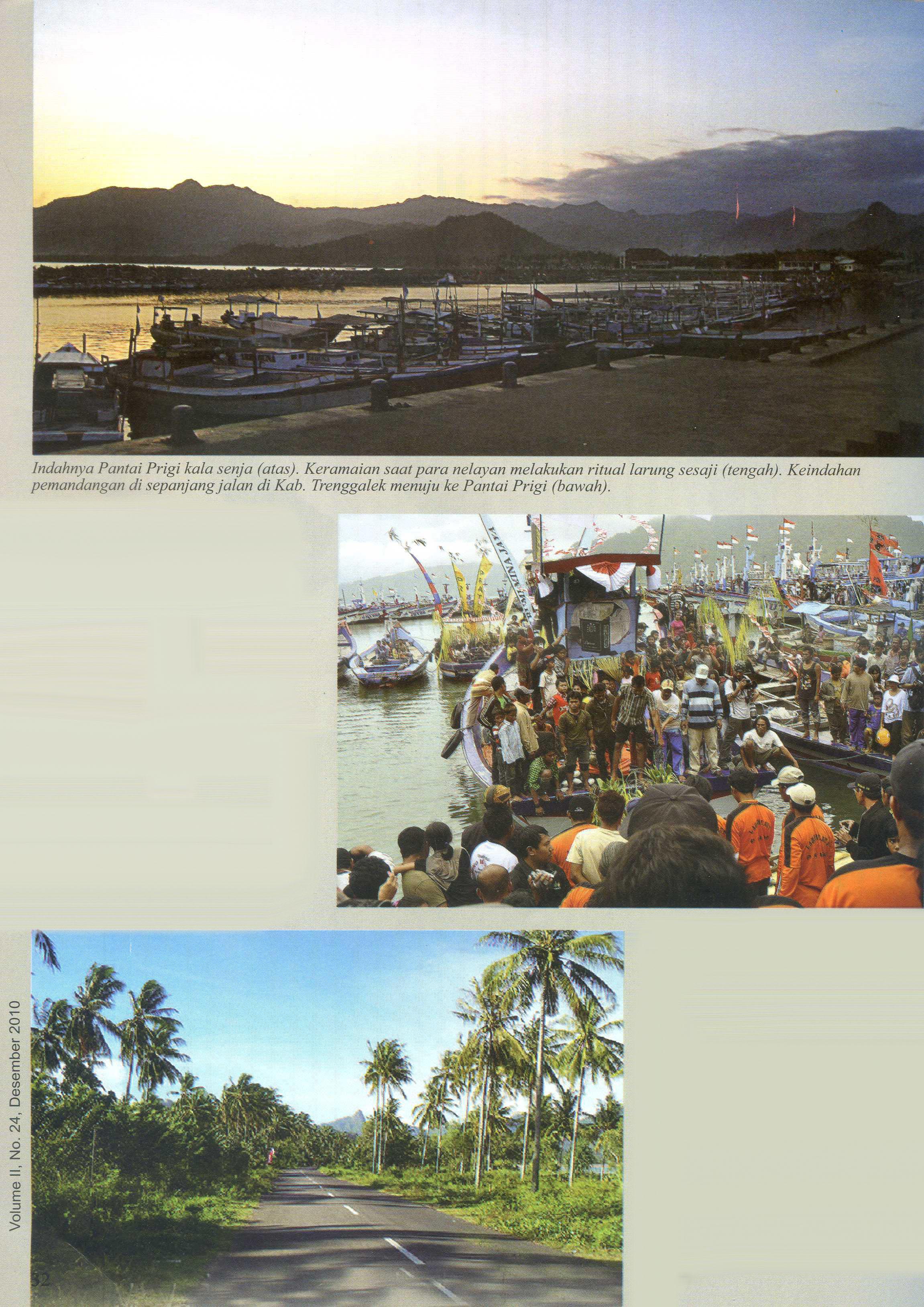 Pantai Prigi Kabupaten Trenggalek Wisata Jawatimuran Menikmati Suasana Tidak Lengkap