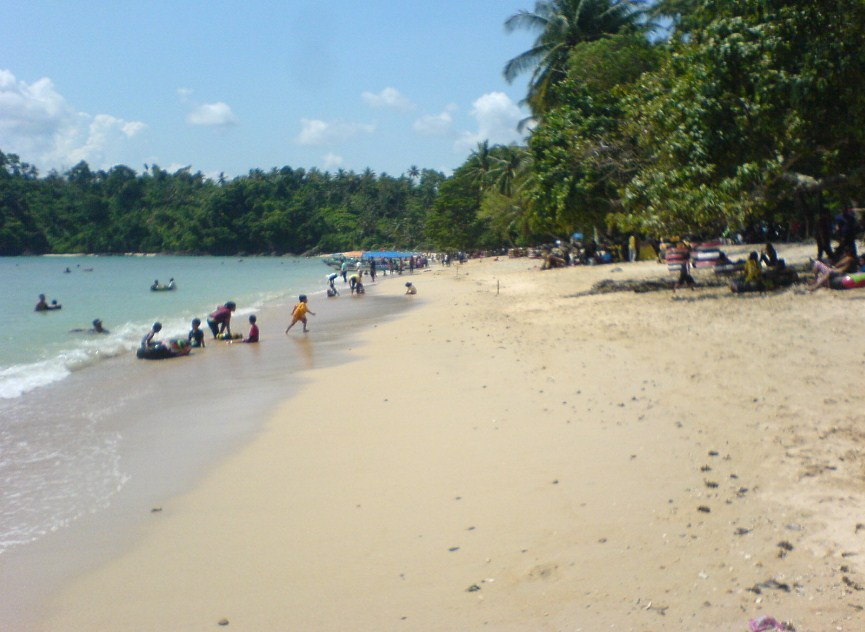 Pantai Prigi Trenggalek Indonesia Cektravel Info Kab