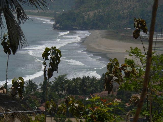 Tempat Wisata Kecamatan Watulimo Watulimobersatu Damas Pantai Prigi Kab Trenggalek