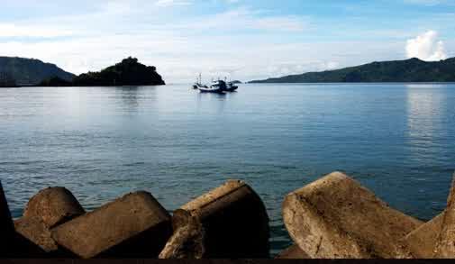 Wisata Pantai Prigi Destinasi Favorite Tulungagung Pemandangan Eksotis Kab Trenggalek