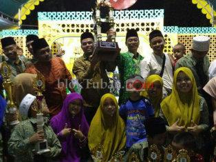 Bloktuban Kafilah Senori Juara Umum Mtq Xxvii Kabupaten Tuban Alun