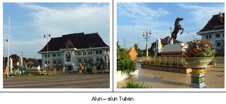 Ely Santozo Upw Obyek Wisata Kota Tuban Jawa Timur Alun