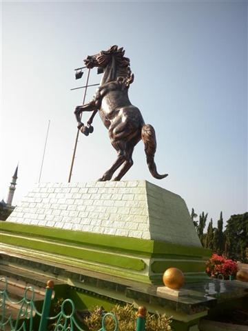 Kota Tuban Bingkai Foto Kaazima Tapi Adanya Alun Tau Kuda