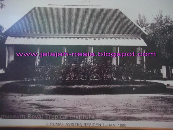 Nostalgia Tuban Melalui Foto Oleh Heri Agung Fitrianto Sosok Pendapa