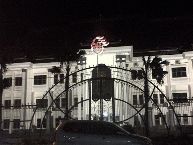 Tips Night Trip Kota Tuban Komunitas Blogger Suasana Malam Hari