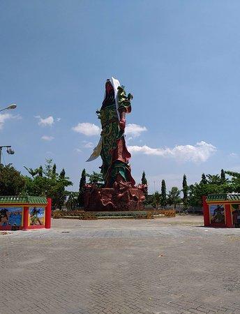 Klenteng Kwan Sing Bio Picture Temple Tuban Kab