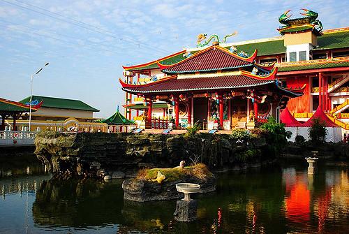 Klenteng Kwan Sing Bio Tuban 3 Suryo Flickr Myweathertop Kab