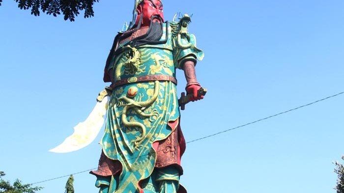Klenteng Tuban Punya Patung Tertinggi Se Asia Tenggara Mencapai 30