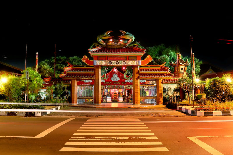 Kwan Sing Bio Temple Connect Klenteng Kab Tuban