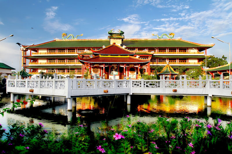 Kwan Sing Bio Temple Klenteng Kab Tuban