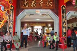 Protes Warnai Pemilihan Pengurus Klenteng Kwan Sing Bio Surya Kab