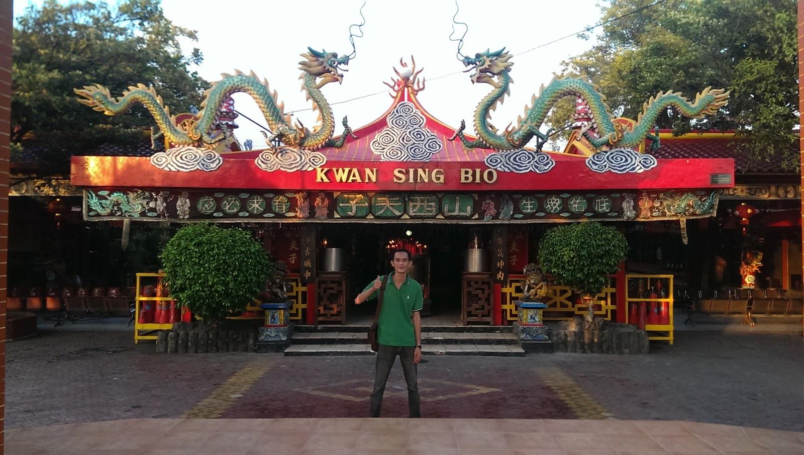 Sejarah Kelenteng Kwan Sing Bio Tuban Jawa Timur Spiritual Kabupaten