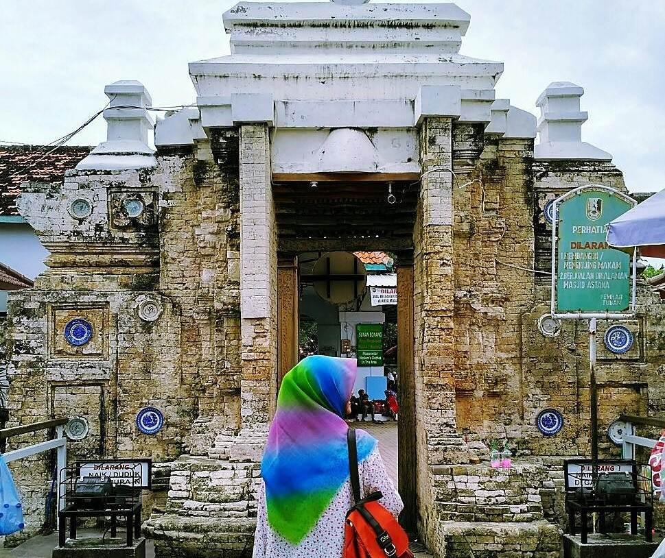 Makam Sunan Bonang Wisata Ziarah Terdapat Tuban Kab