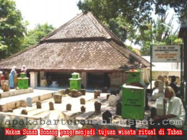 Suro Makam Sunan Bonang Dibanjiri Peziarah Apakabartuban Kab Tuban
