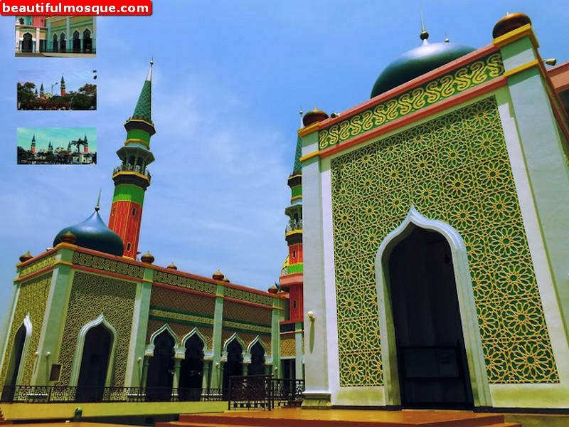 Beautiful Mosques Pictures Agung Tuban Mosque East Java Images Masjid