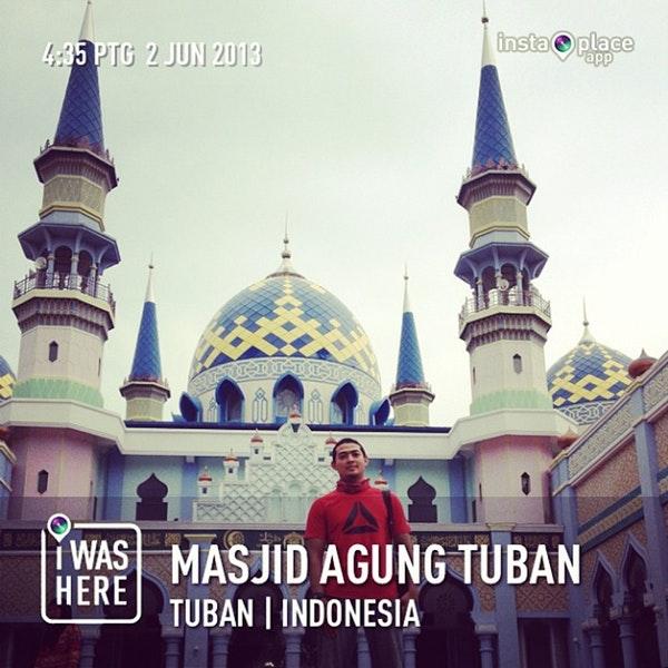 Foto Masjid Agung Tuban Diambil Oleh Zairy 6 2 2013