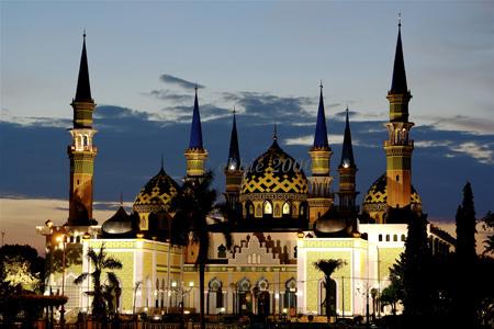 Masjid Agung Kota Tuban Berita Unik Muslim Berlokasi Pusat Persisnya