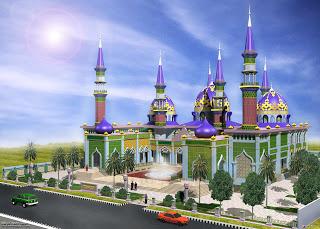 Masjid Agung Tuban Deskripsi Kab