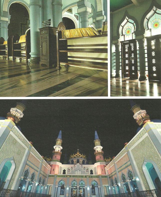 Masjid Agung Tuban Dunia Jakarta Islamic Centre 2 Kab