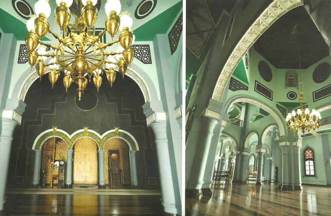 Masjid Agung Tuban Dunia Jakarta Islamic Centre Kab