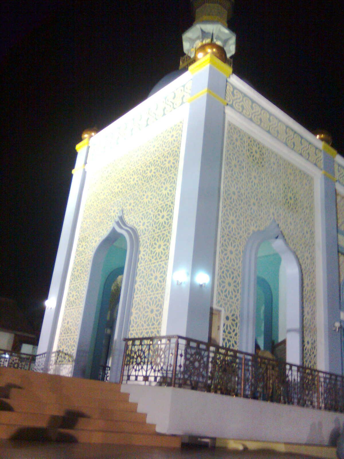 Masjid Agung Tuban Garuda Bangsa Terbesar Kabupaten Digunakan Tempat Beribadah