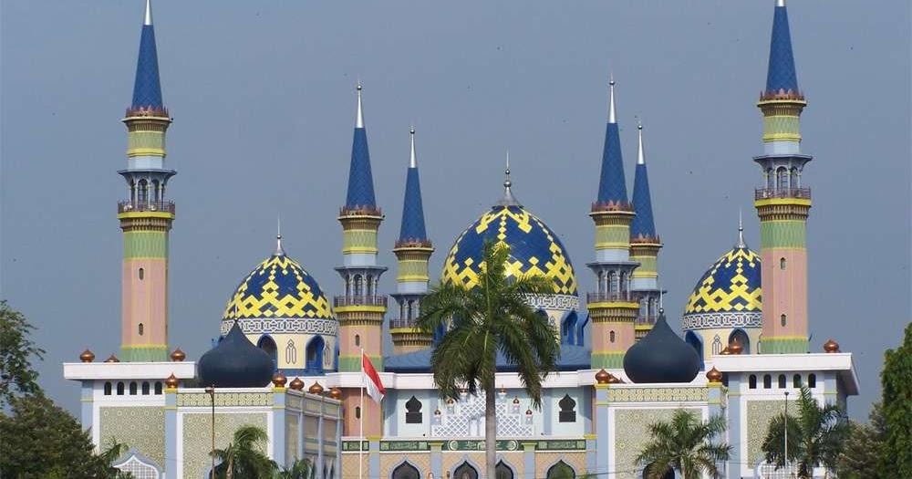 Masjid Agung Tuban Jawa Timur Fotografer Surabaya Wedding Dokumentasi Produk
