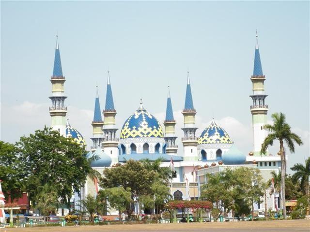 Masjid Agung Tuban Jawa Timur Indonesia Masjids Mosques Kab