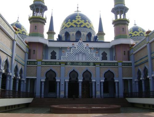 Masjid Agung Tuban Nusantara Flickr Kab