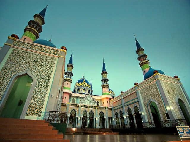 Masjid Agung Tuban Wisata Religi Katalog Informasi Kab