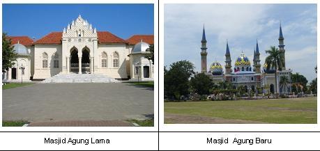 Obyek Wisata Tuban Informasi Jawa Timur Masjid Agung Lokasi Kab