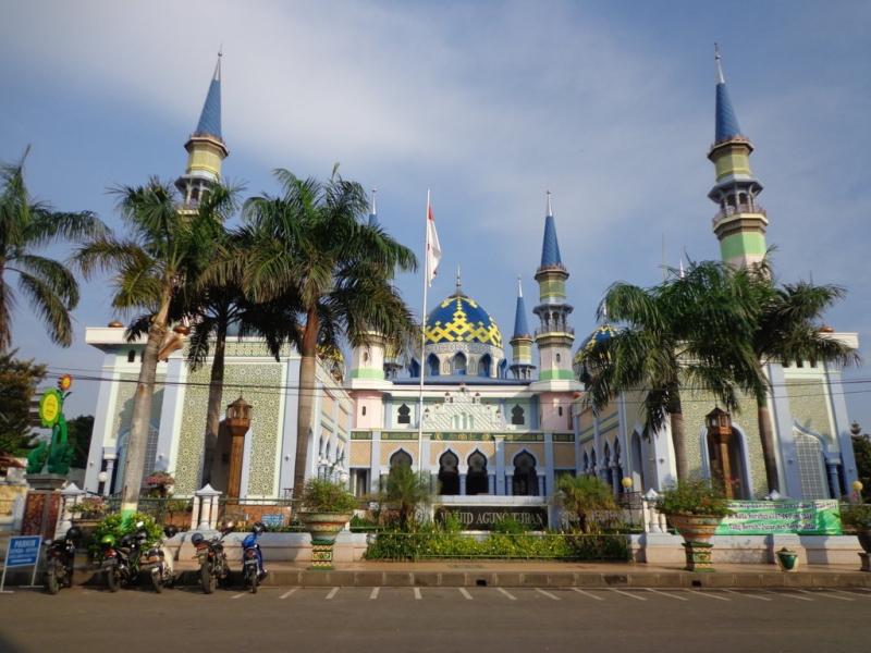 Pengetahuan Umum Sejarah Kota Tuban Masjid Agung Kab