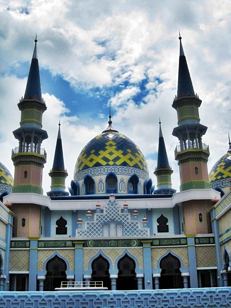Rea Reo Mbolang Masjid Agung Tuban Jawa Timur Kab