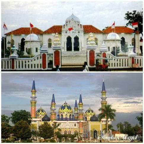 Rindu Masjid Agung Tuban Jawa Timur Dulu Kab