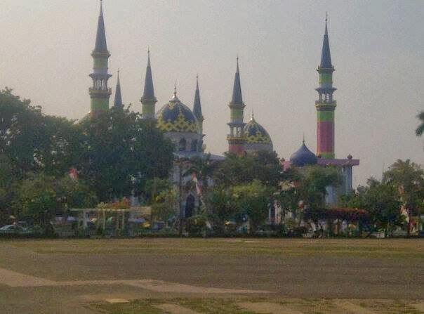 Sejarah Kemegahan Masjid Agung Kota Tuban Kab