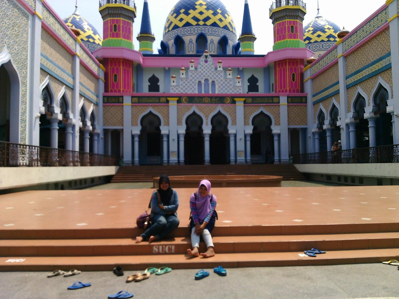 Wisata Jawa Timur Religi Masjid Agung Tuban Bocah Kab