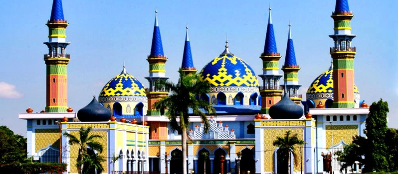 Wisata Tuban Jawa Timur Kota Bumi Wali Masjid Agung Terletak