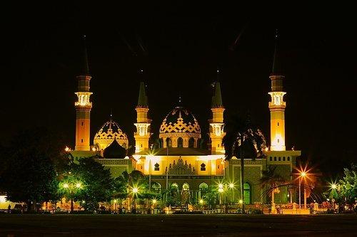 Www Jelajah Nesia Blogspot Nuansa Keindahan Masjid Agung Tuban Kab