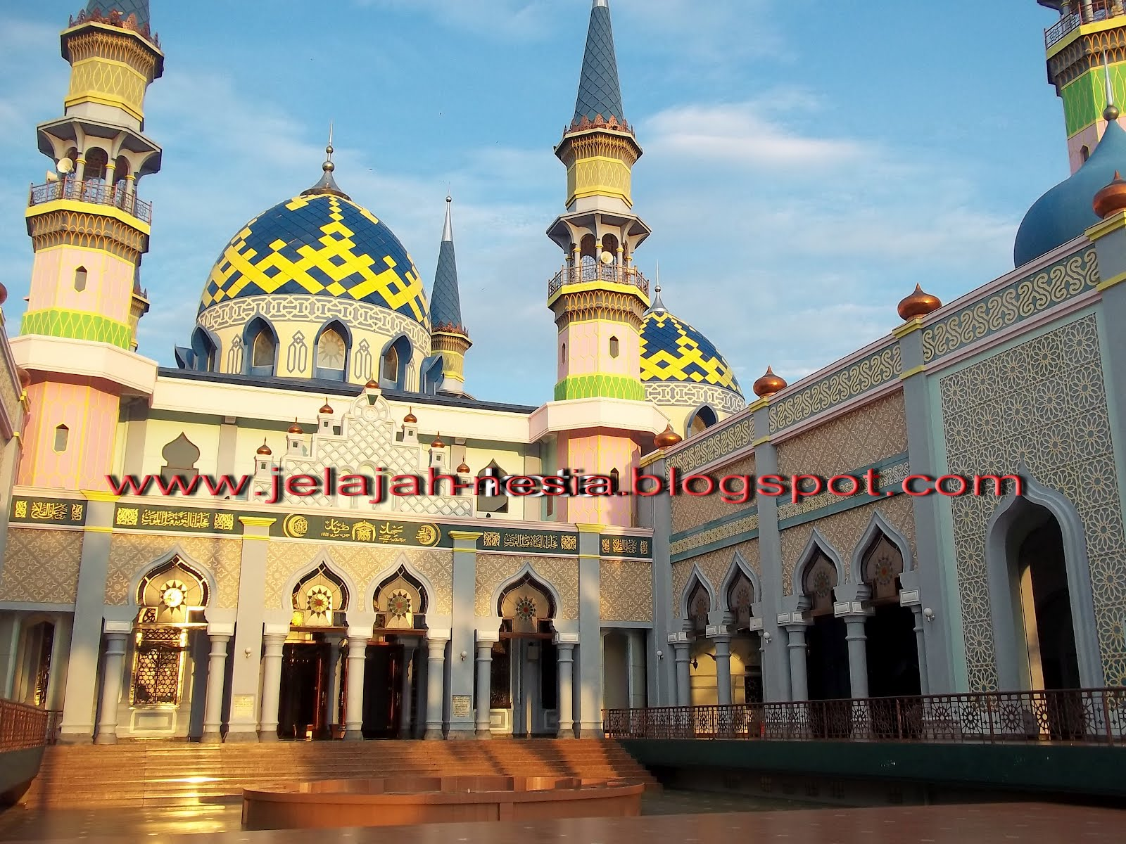Www Jelajah Nesia Blogspot Pesona Keindahan Masjid Agung Tuban Sebelumnya