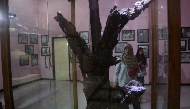 Beritametro News Pengunjung Padati Museum Kambang Putih Kab Tuban