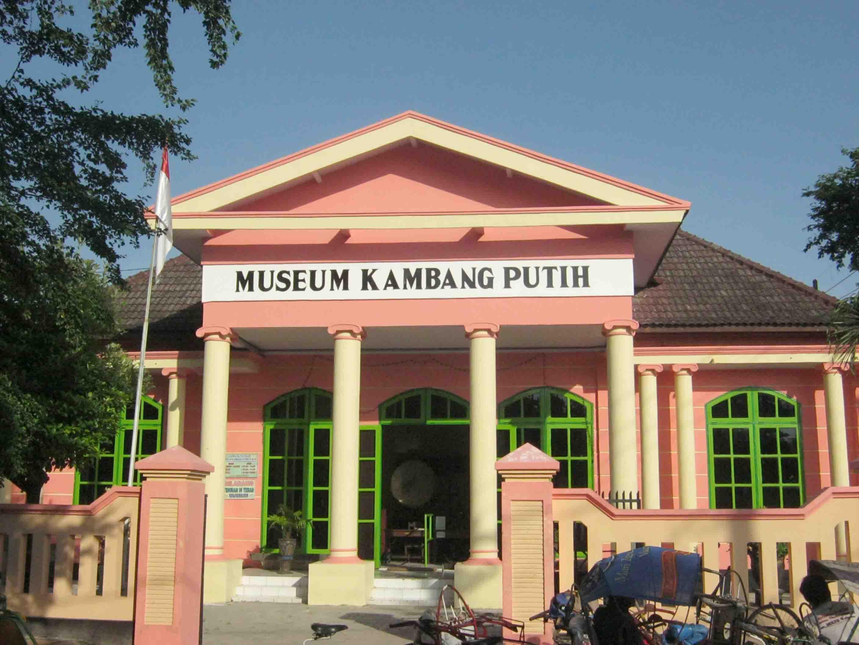 Jalan Veteran Tuban Mapio Net Museum Kambang Putih Kab